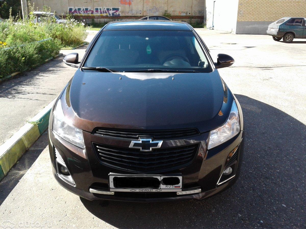 авто шевроле круз цена 2015 Олег