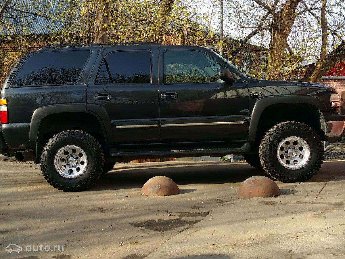 Новый Chevrolet Tahoe Шевроле Тахо 2015 купить в Москве