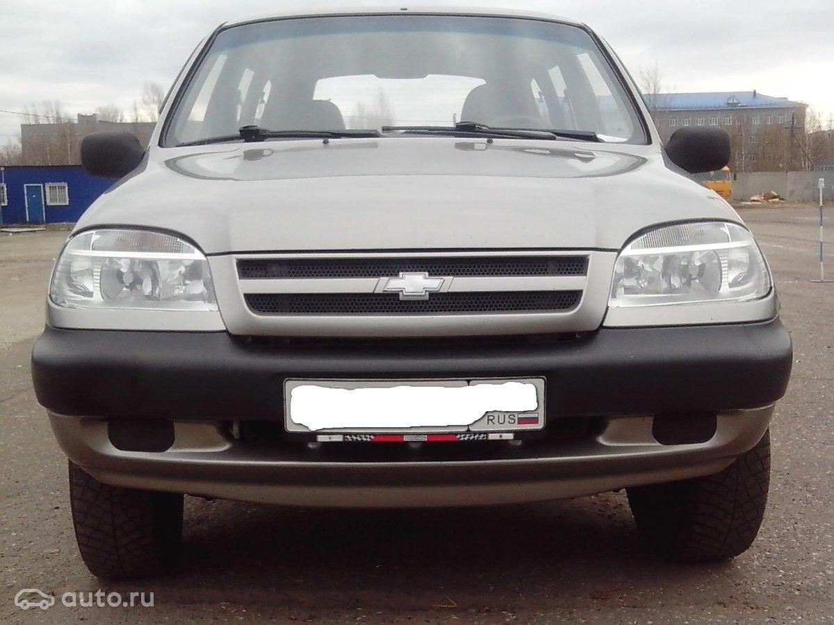 Изменения в автомобиле Chevrolet NIVA - Премьера