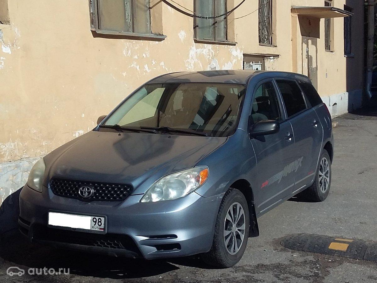 Рубрика: Коробка тойота матрикс продажа санкт петербург район Волгоградская