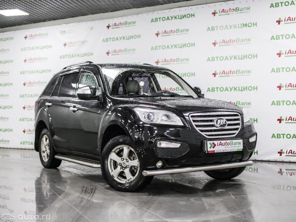 продажа авто лифан х60 в омске