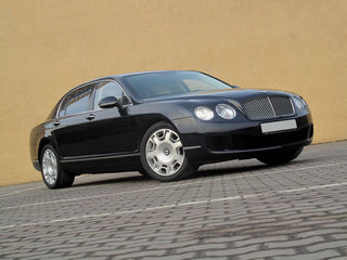 bentley continental fs 2005 год комплектация и характеристики