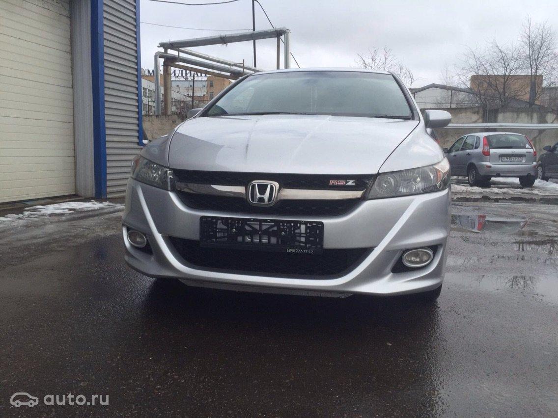 объявления купить хонда стрим 2010 в москве учетные
