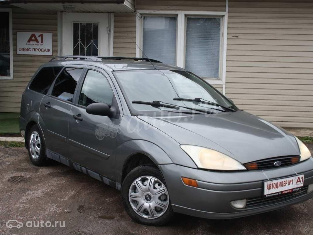 форд фокус универсал б 18 бензин характеристика 2004г второй владелец покупал