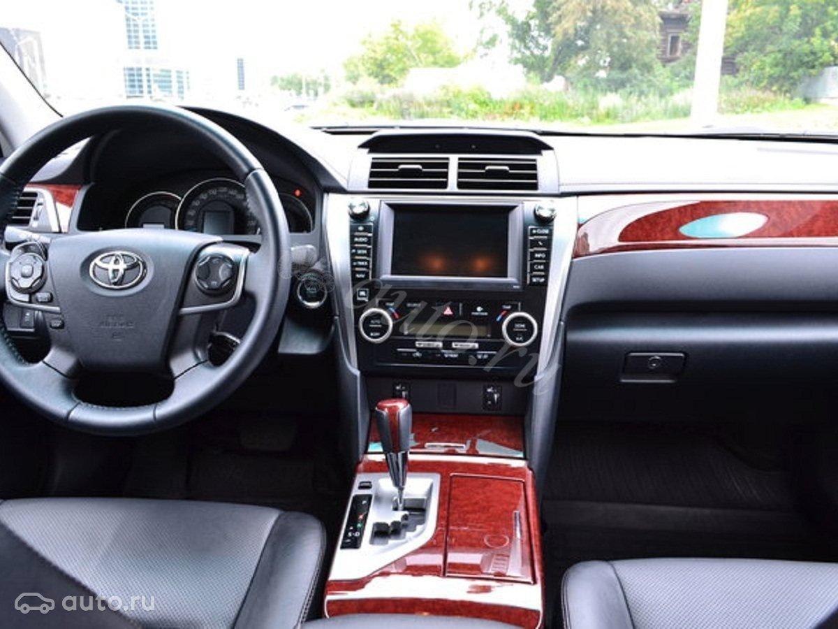 Toyota Camry 2013 2 5