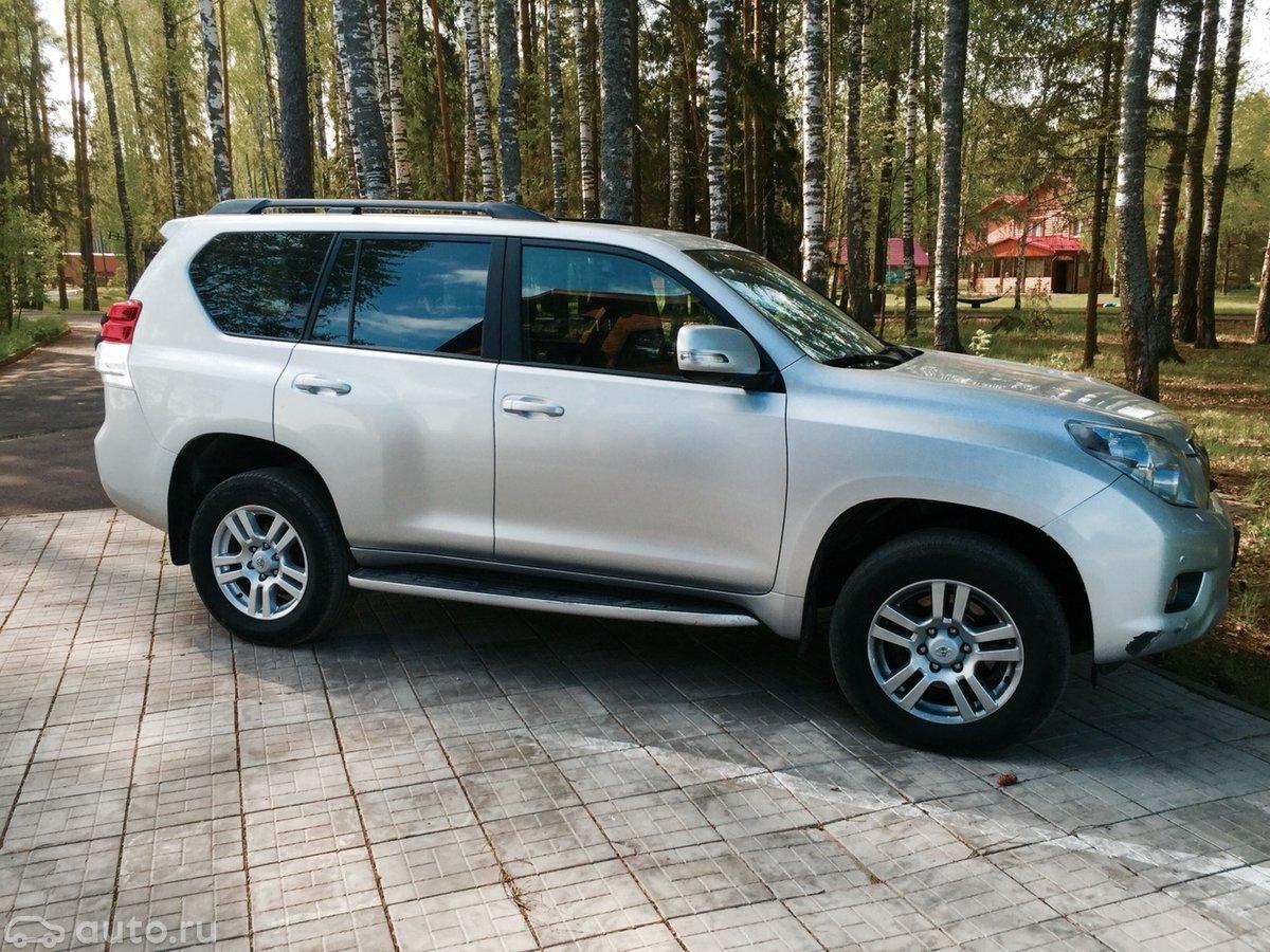 Toyota Прадо в нижнем новгороде
