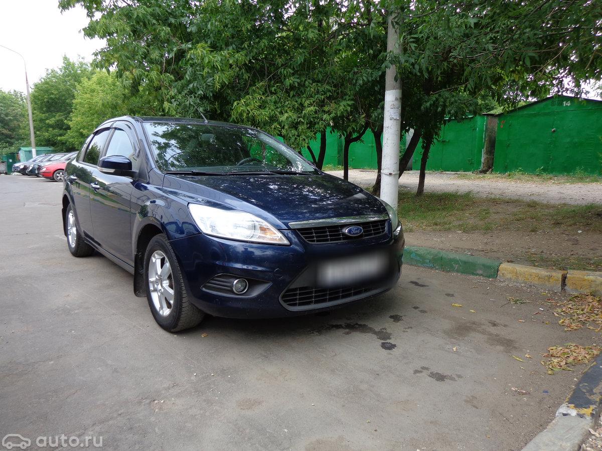 Форд фокус купить с пробегом на chitamedia.ru купить ford focus в москве.