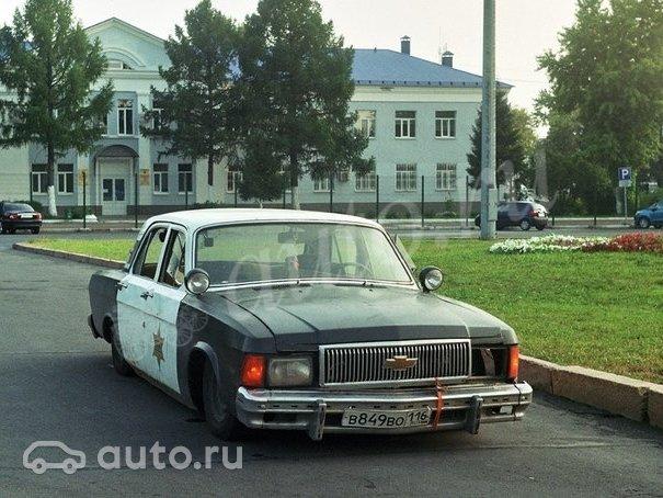 Купить ГАЗ 24 «Волга» i (24) 2401 с пробегом в Казани: ГАЗ 1 (24 GA92