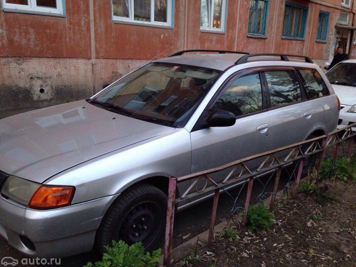купить авто ниссан вингроад красноярск
