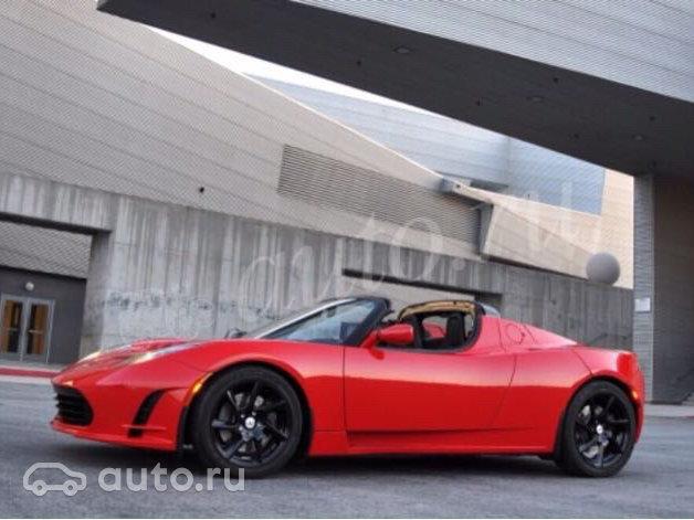 Tesla roadster review
