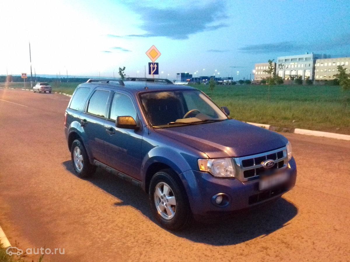 Купить форд эскейп 2009 года