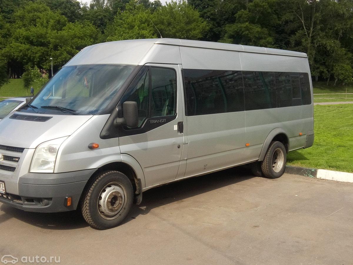 форд транзит 2007 115