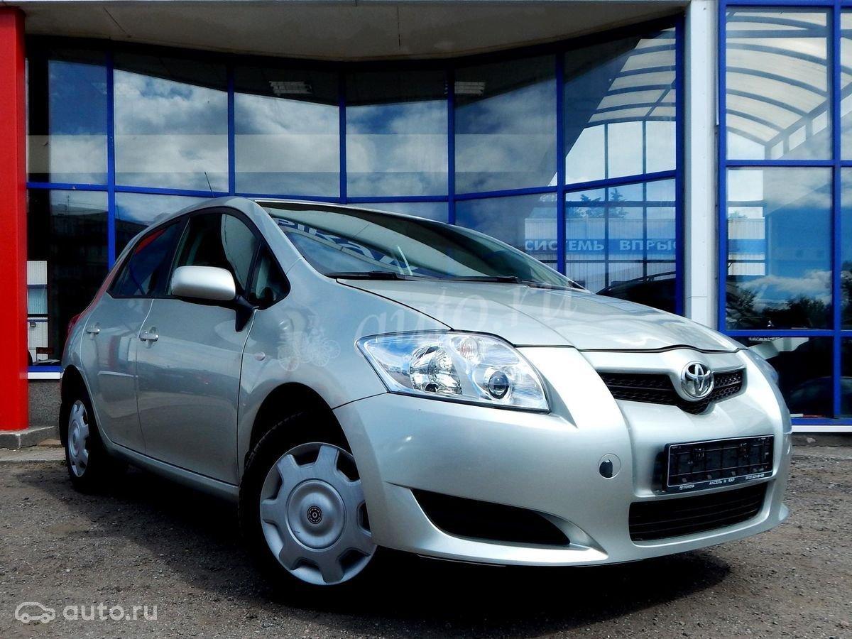 Toyota Аурис спб