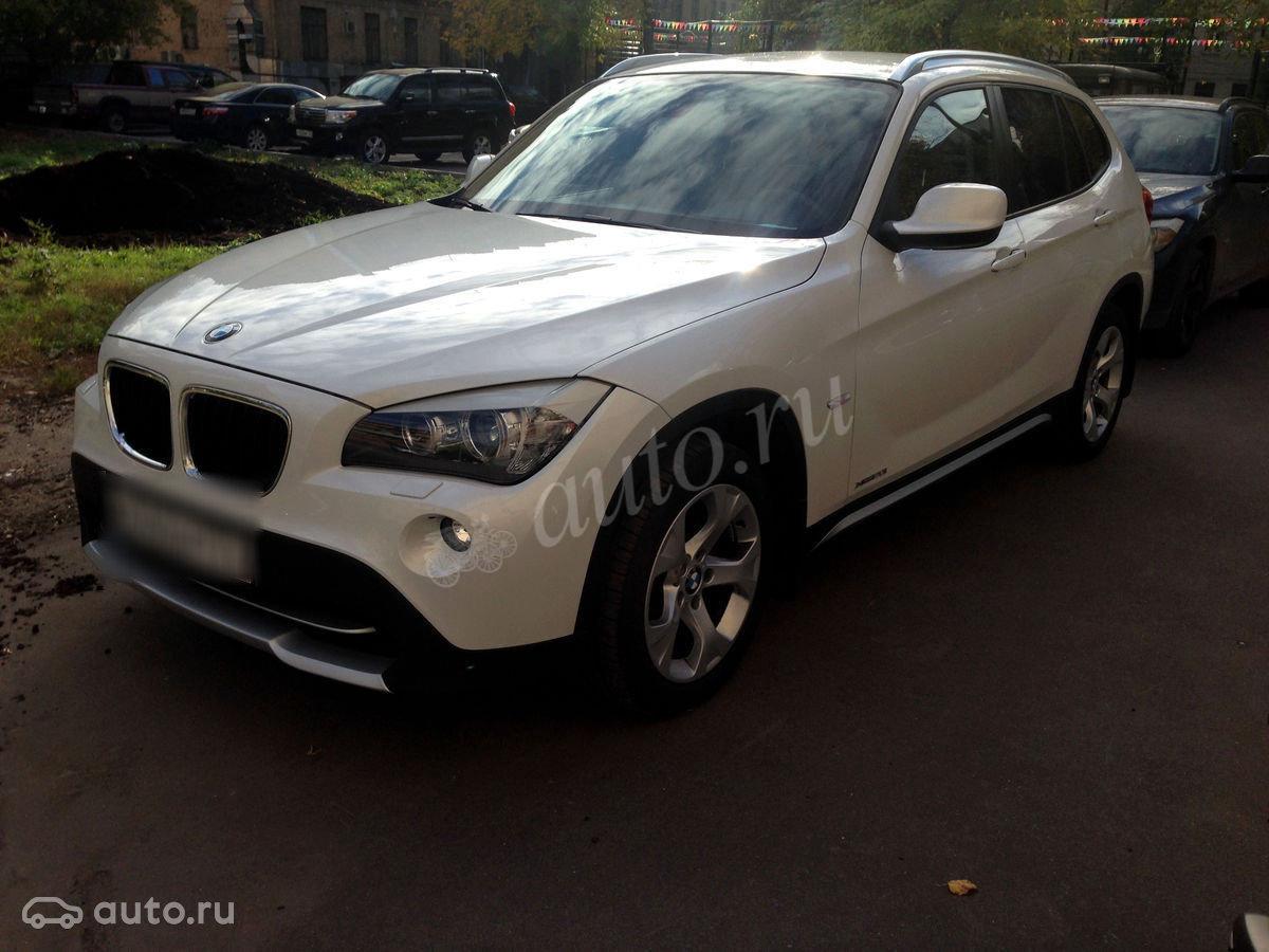 BMW X1 E84 технические характеристики и цена фото и обзоры