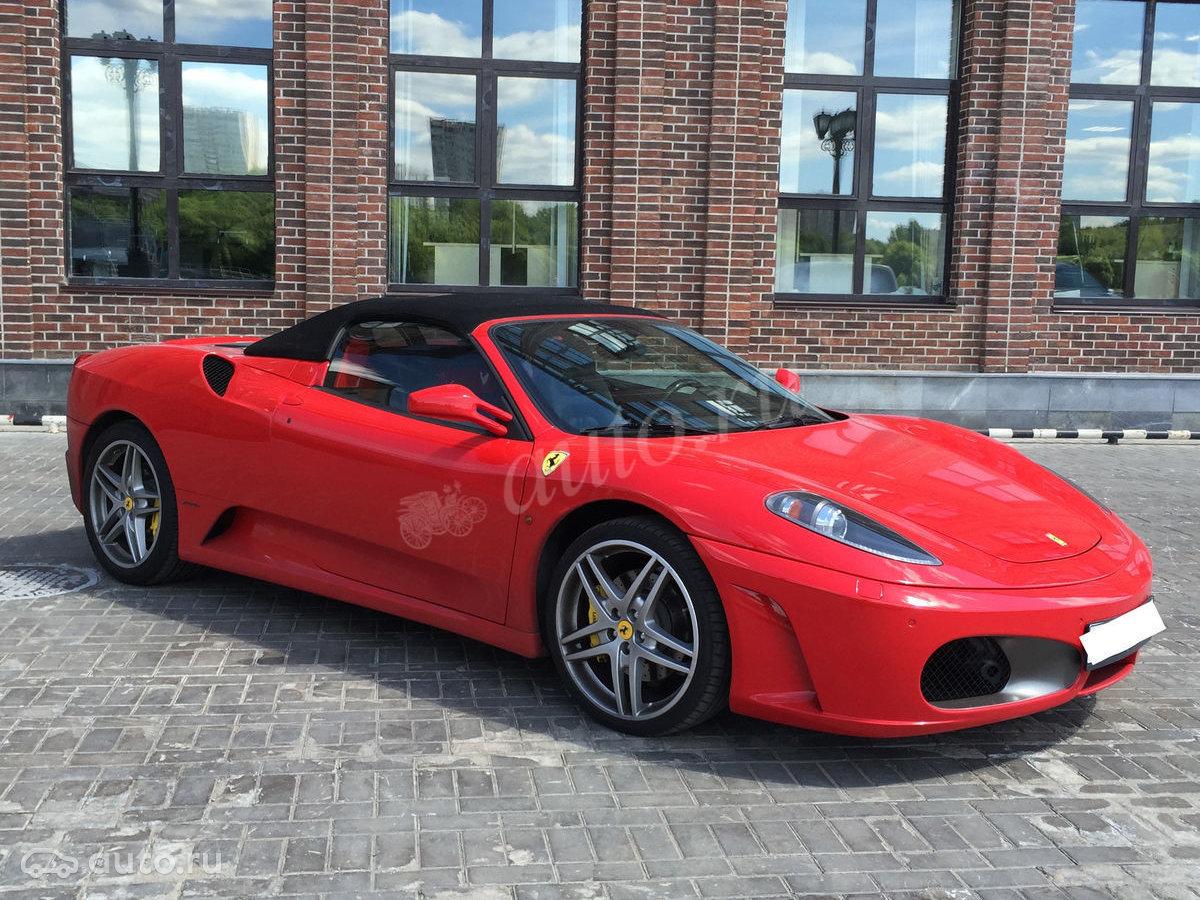 Ferrari f 430 pictures