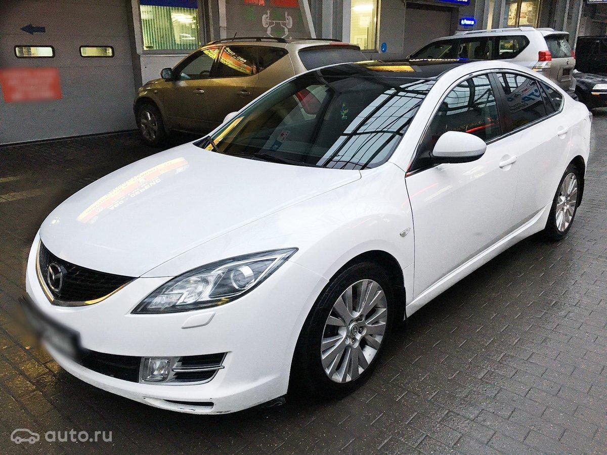 mazda 6 (gh) sedan отзывы владельцев