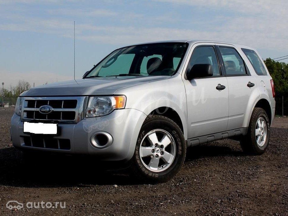 форд эскейп 2009 цена Нововведения