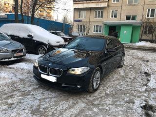 Бмв 520 купить б.у в москве