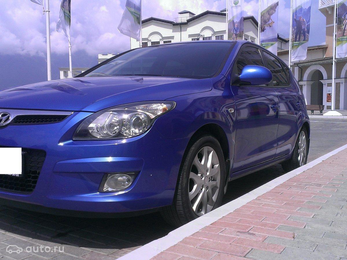 Технические характеристики Hyundai i30 1.6 (FD(2010)), 126 ...