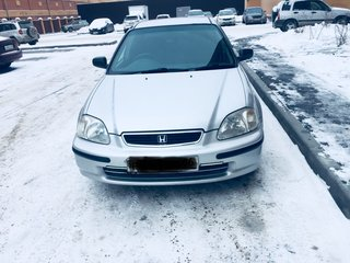 vin на honda civic ferio