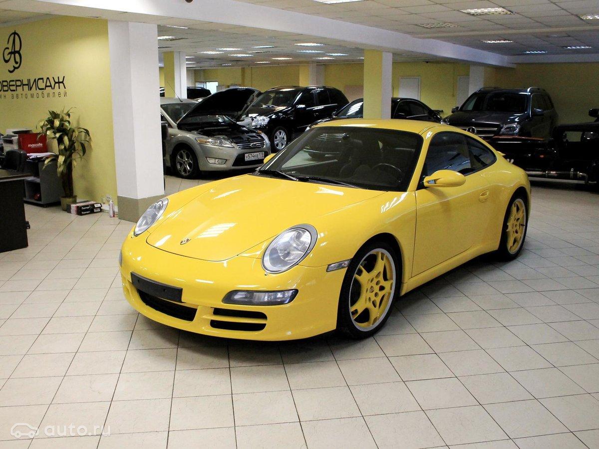 porsche 911 carrera s 2006 отзывы