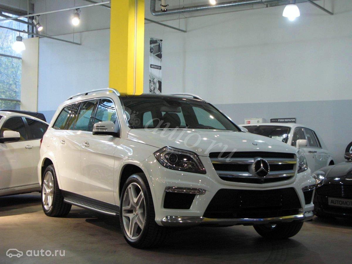 Mercedes benz gl klasse ii x166 for Mercedes benz 0305 for sale