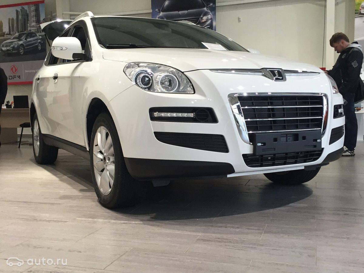 LuxGen в Москве  Продажа новых автомобилей