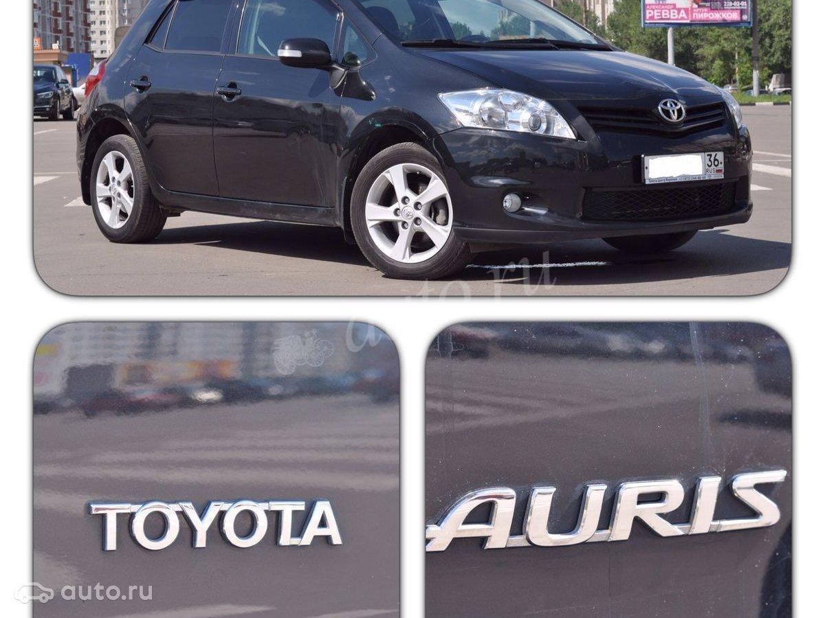 Toyota Аурис робот отзывы
