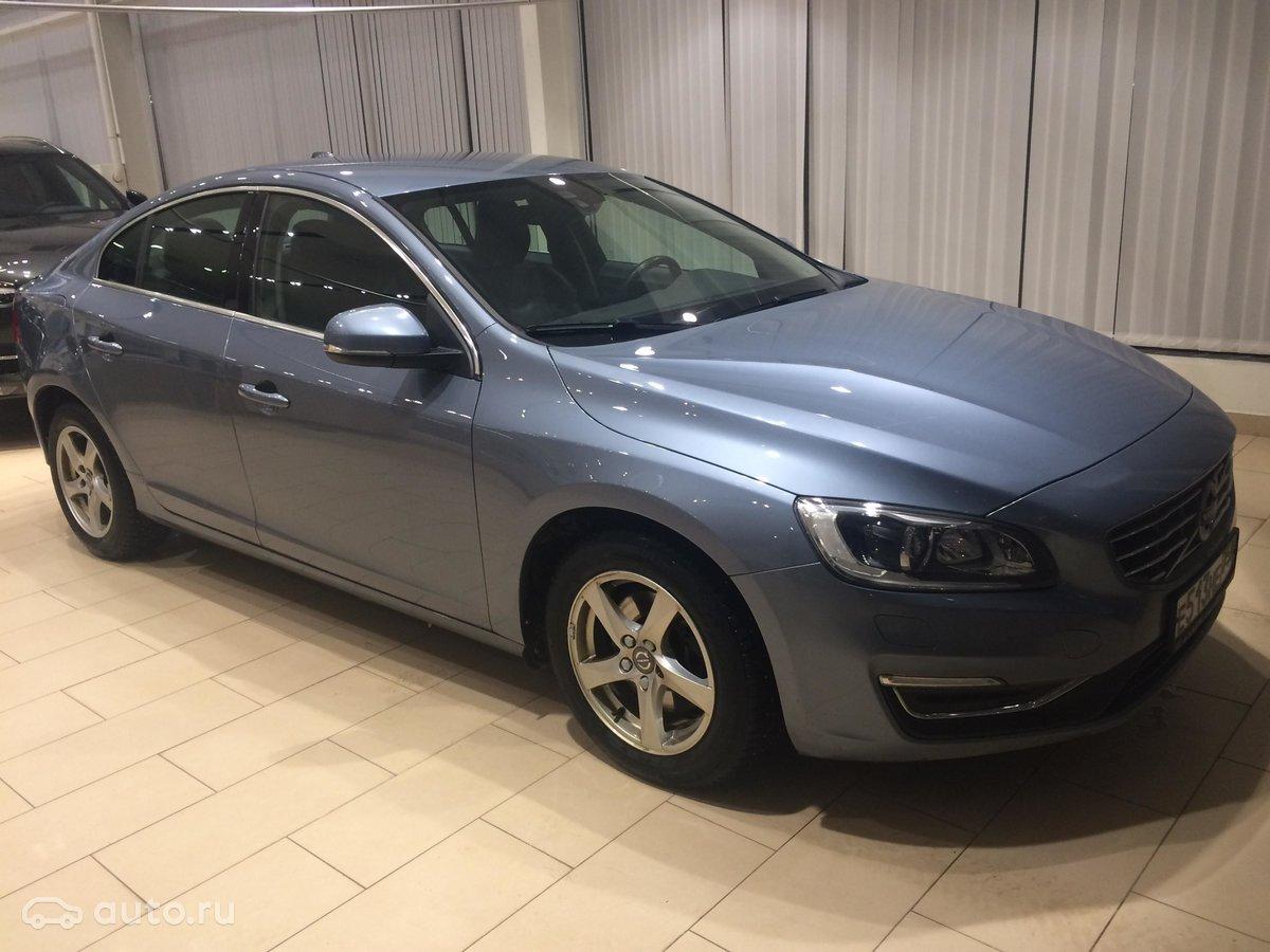 Купить Volvo S60 II Рестайлинг с пробегом в Краснознаменске  Вольво ... 1a87beffbab