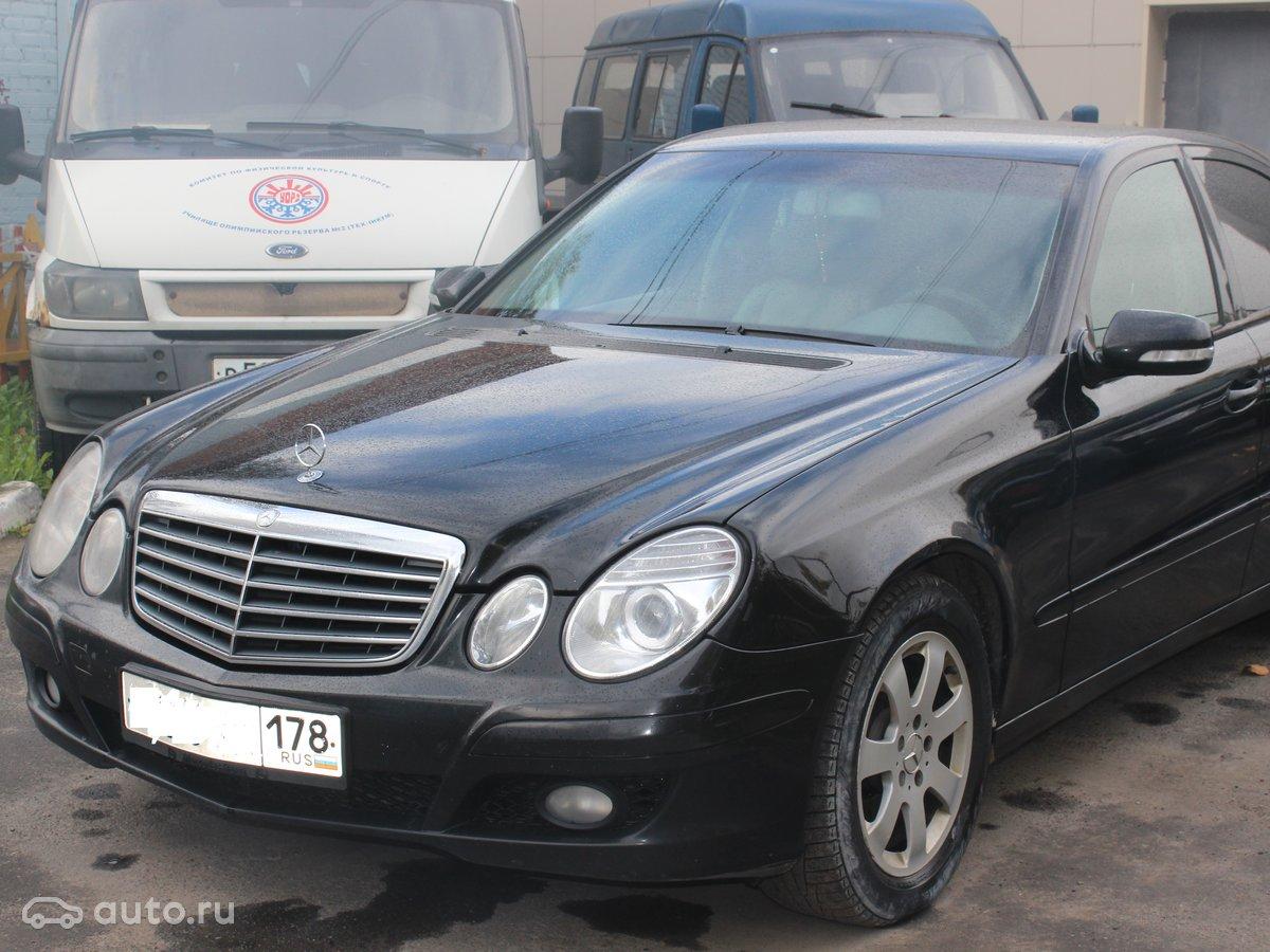 Купить Mercedes-Benz E-klasse III (W211, S211) Рестайлинг 20