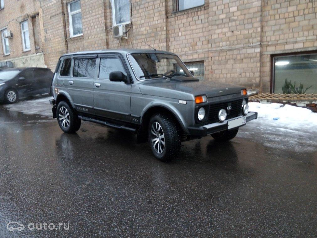 ВАЗ 2131 Нива цена   AvtoRussiaru