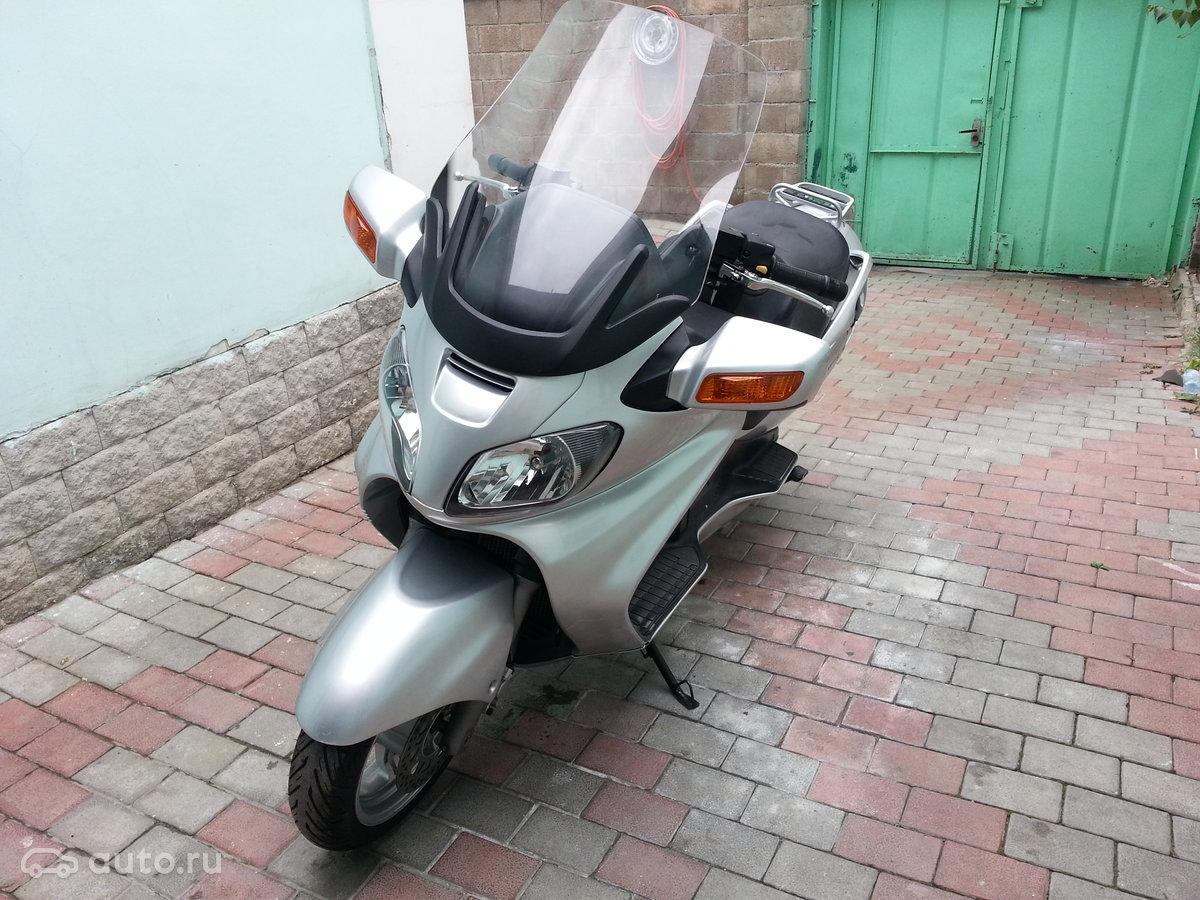 купить макси скутер в москве