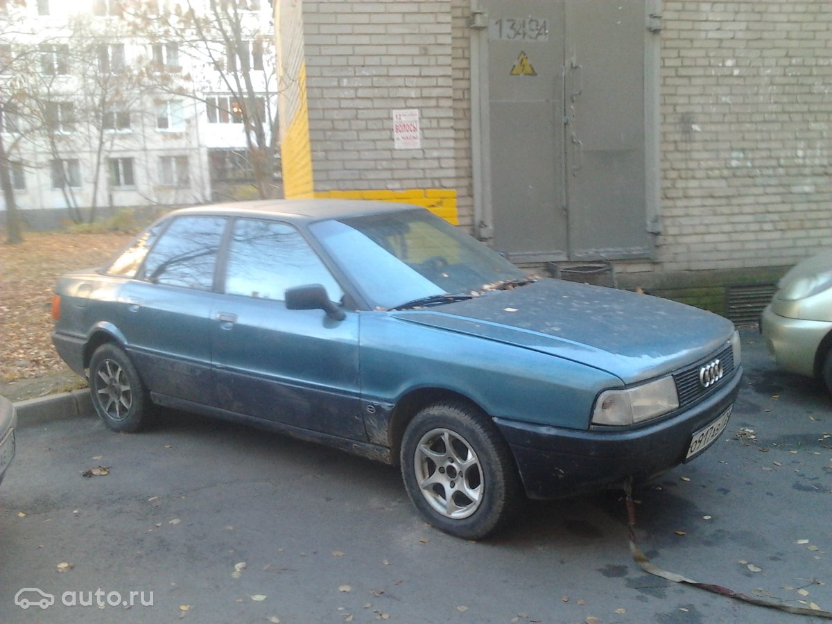 Купить Audi 80 IV (B3) с пробегом в Санкт-Петербурге: Ауди ...: https://auto.ru/cars/used/sale/1024970017-5f4cb/