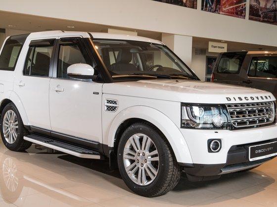 АРТЕКС  официальный дилер Land Rover в Москве