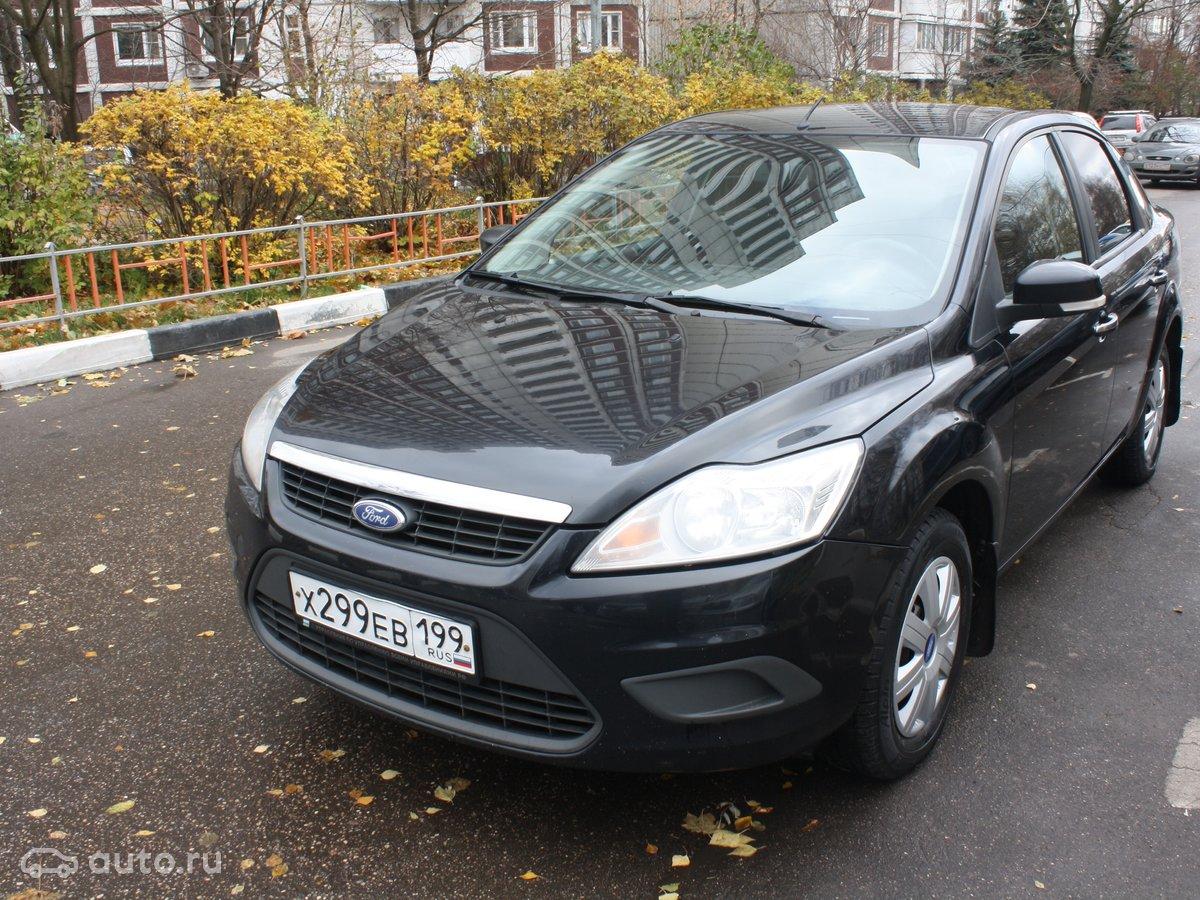 Купить бу Форд Focus III в Москва