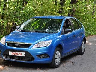 ford focus 2 рестайлинг в воронеже