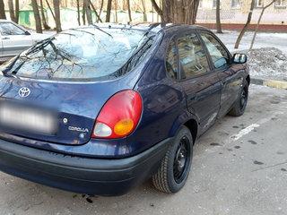 Купить бу Toyota Тойота в Москве продажа подержанных