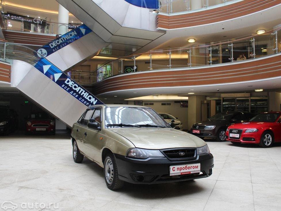 Автомобили с пробегом купить  подержанные авто ТрейдИн