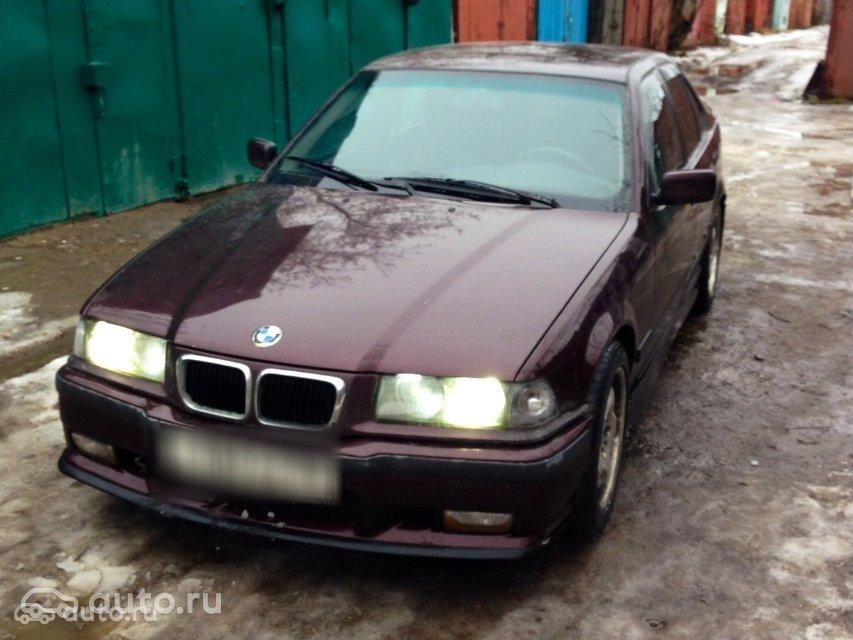 bmw 318i (бмв 3-серия) 1993 г.купит