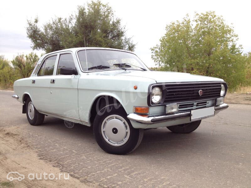Купить ГАЗ 24 «Волга» ii (2410) 2410 с пробегом в Волгограде: ГАЗ ZD93