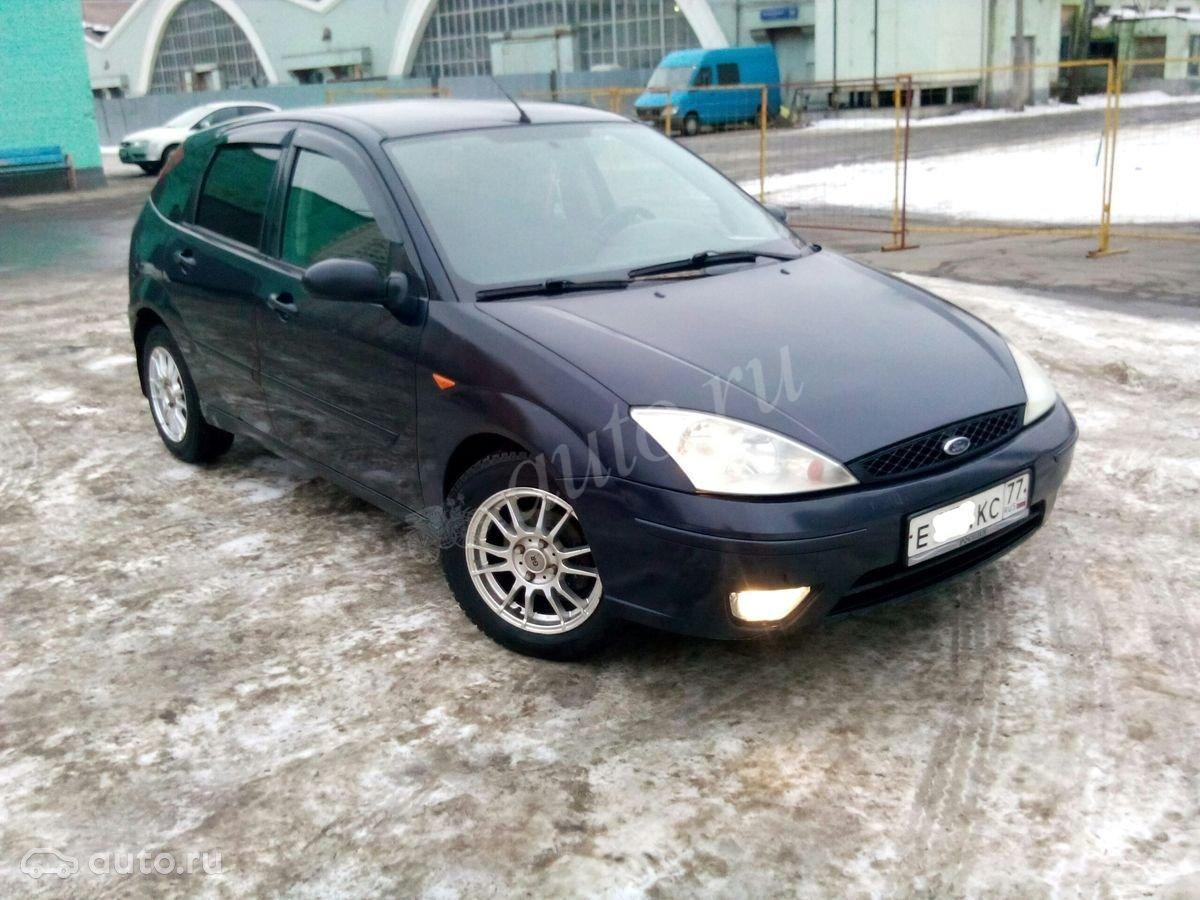 форд фокус 1 2004