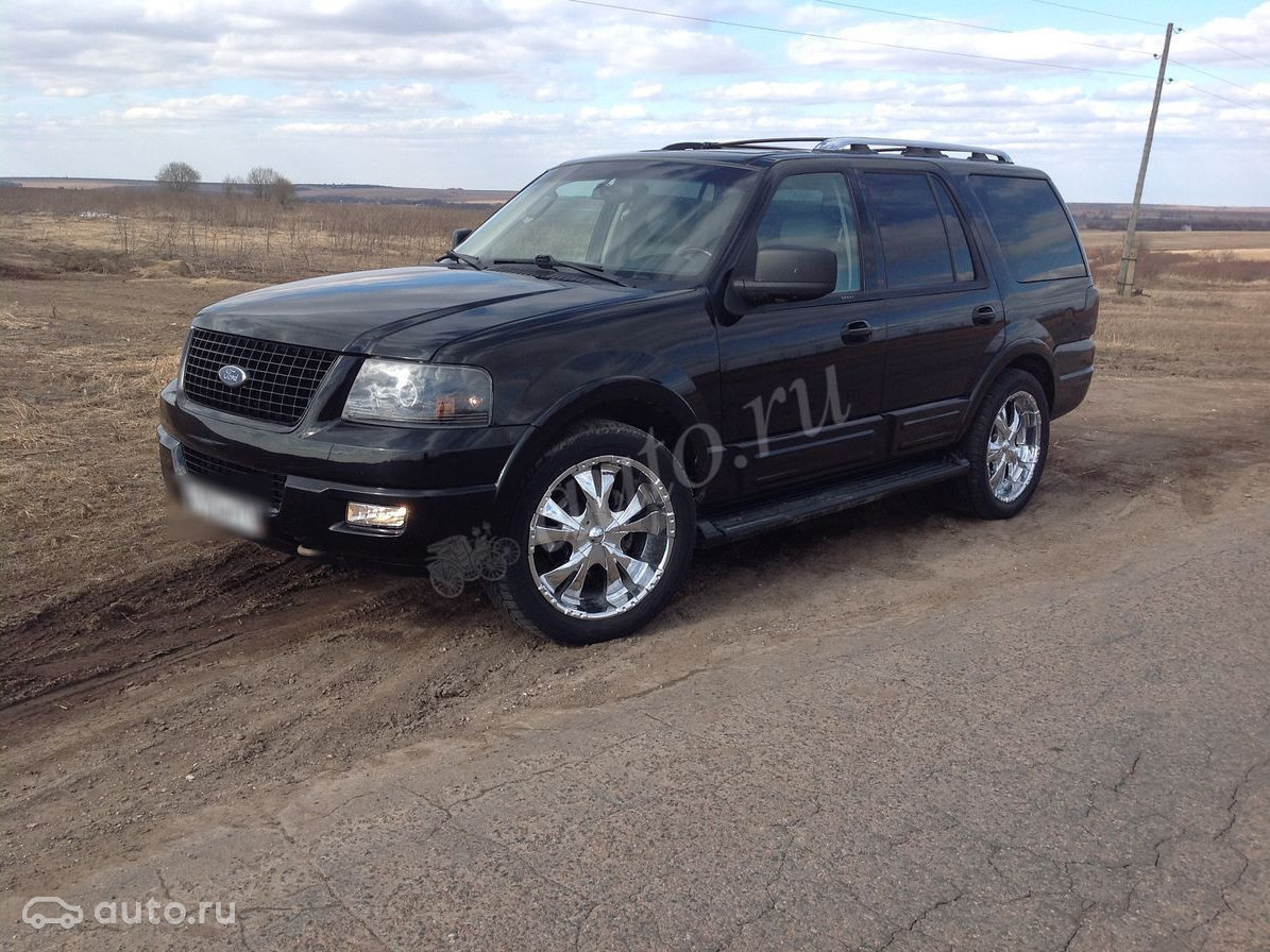 ford expedition отзывы