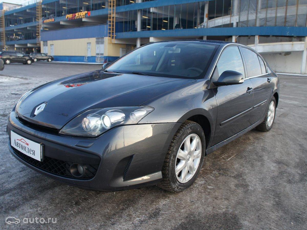 Технические характеристики Renault Laguna / Рено Лагуна ...