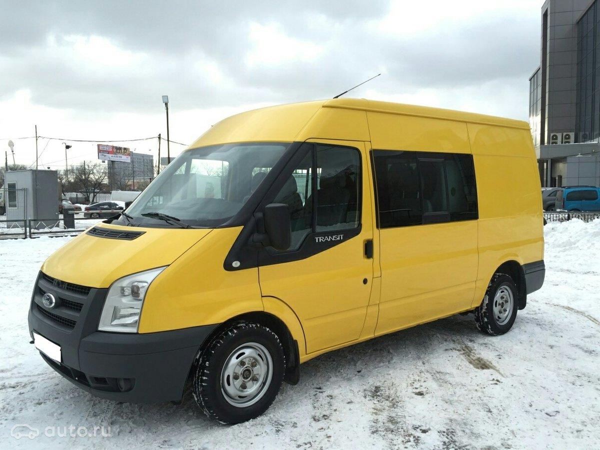 купить форд транзит 2012 года
