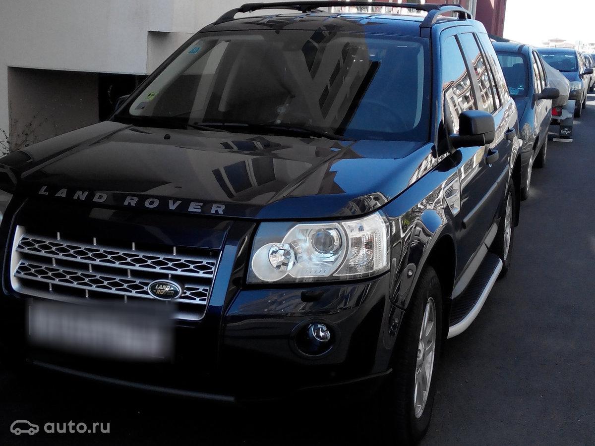Технические характеристики Land Rover Range Rover / Ленд ...