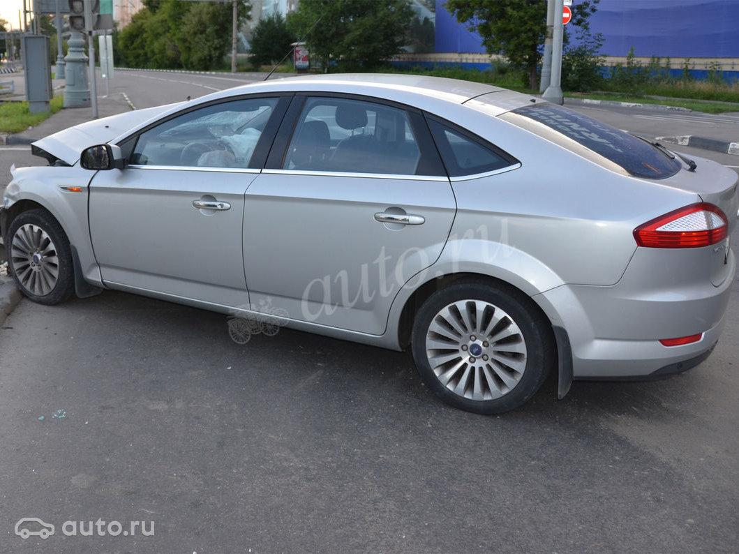 ford mondeo 4 с пробегом
