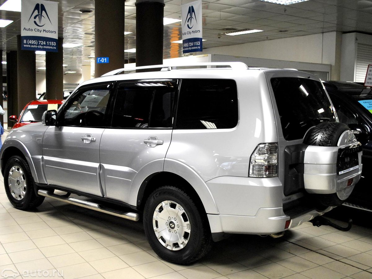 Купить Mitsubishi Pajero Sport 3 в Москве  Цена нового