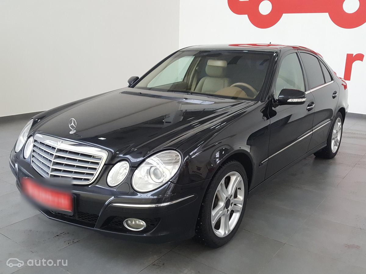 Купить Mercedes-Benz E-klasse III (W211, S211) Рестайлинг 28