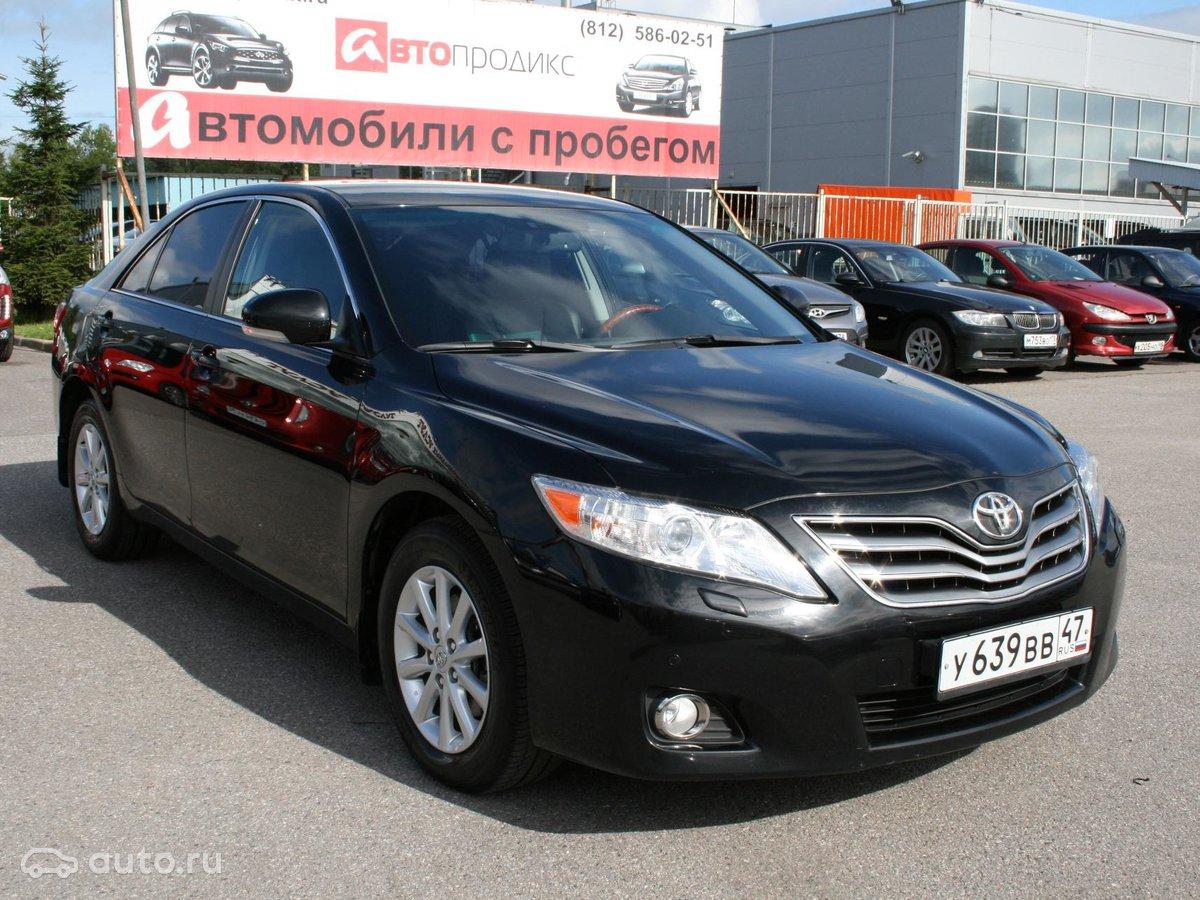 Toyota Camry 2011 3 5