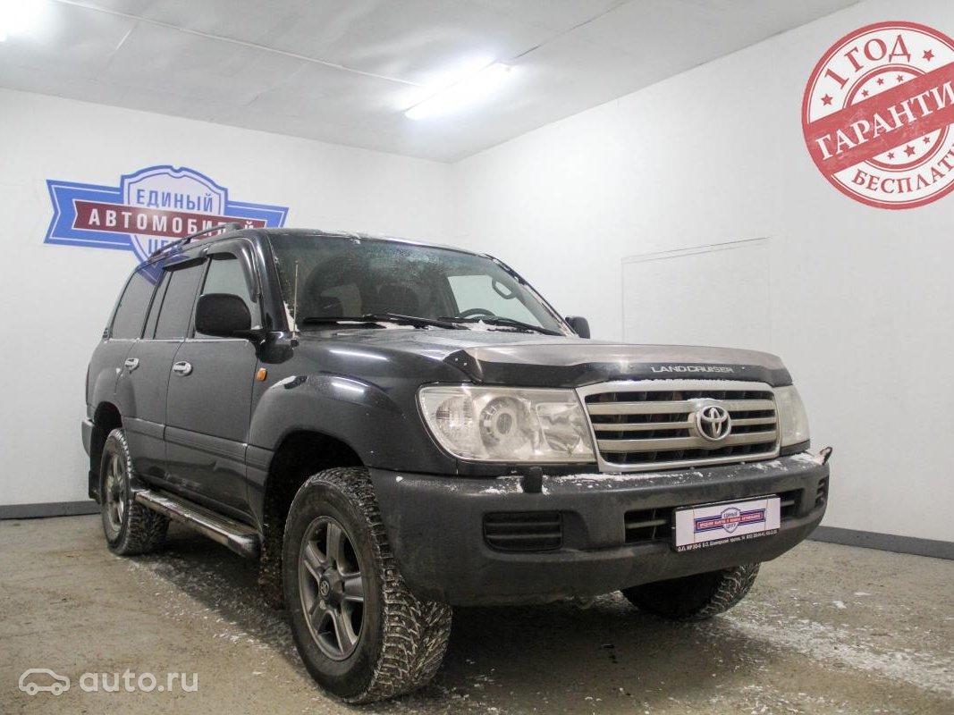 ленд крузер 105 продажа в москве
